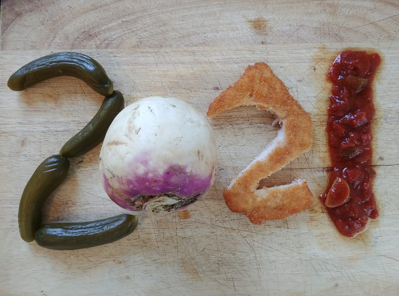 2020: The Year in Jewish Food