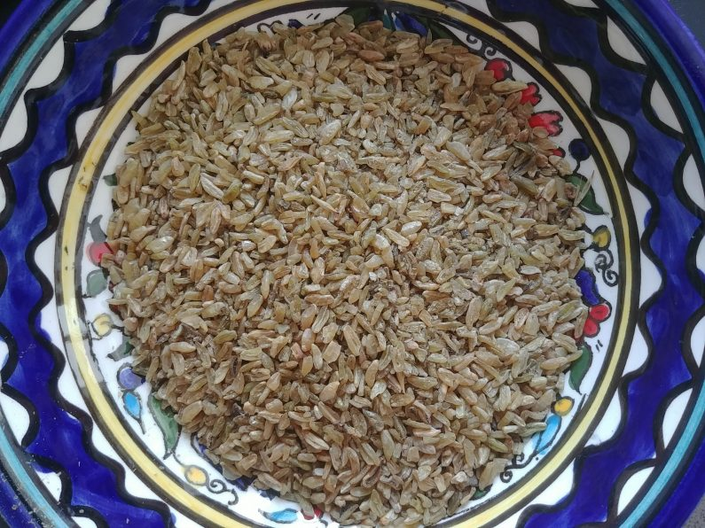 The Freaky Ancient Grain Still Prepared Today and Connected with the Season