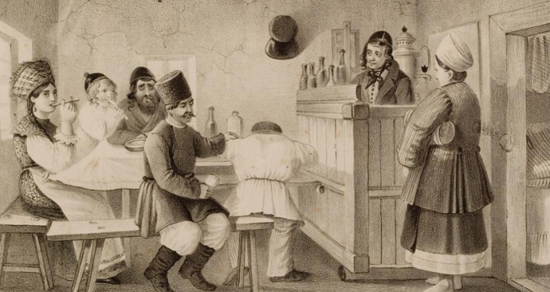 Jews of Booze: When 25% of World Jewry Worked in the Alcohol Biz