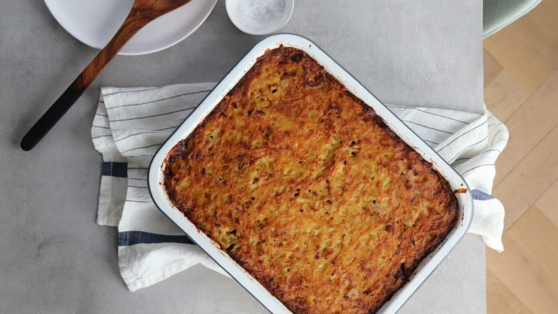 The History of Potato Kugel