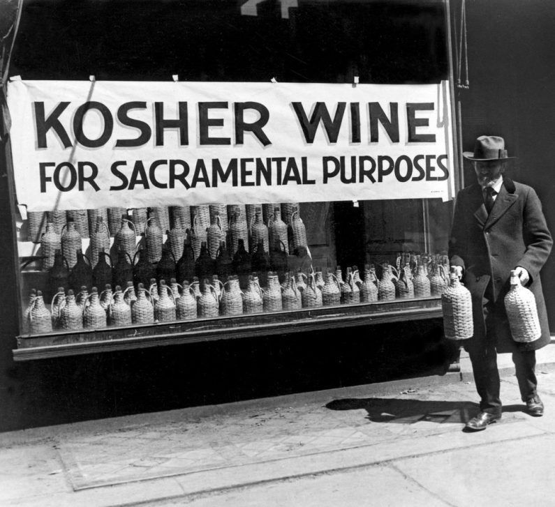 The Good, The Bad and The Boozy: Jews and Prohibition